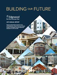 Cover of 2017 Annual Report