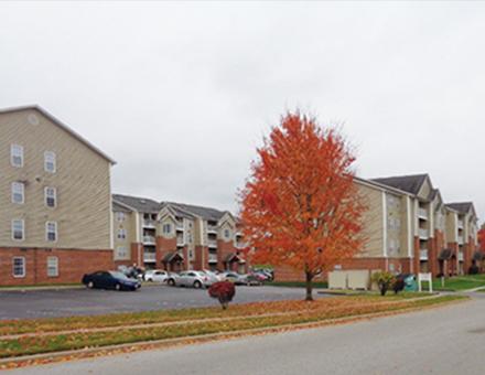 Coryell Crossings Apartments Springfield MO