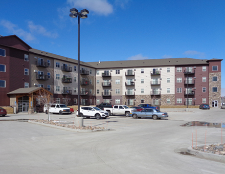 Lakewood Apartments Mandan ND