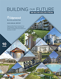 Thumbnail of Edgewood REIT 2020 Annual Report cover